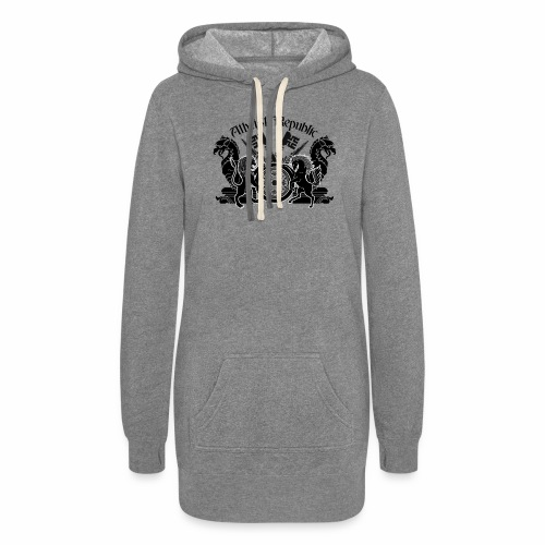 Atheist Republic Logo - Key Emblem - Women's Hoodie Dress