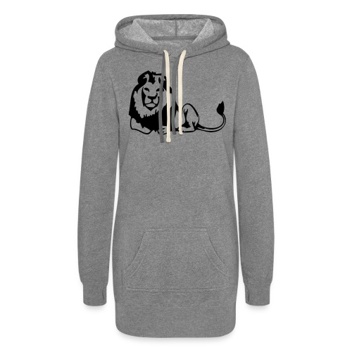 lions - Women's Hoodie Dress