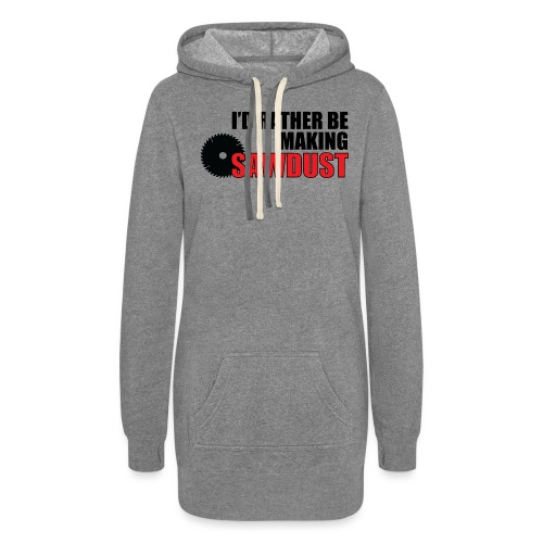 I'd Rather Be - Women's Hoodie Dress