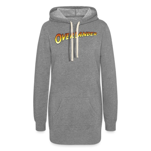 Overlander - Autonaut.com - Women's Hoodie Dress