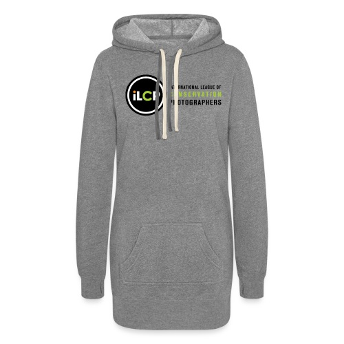 iLCP logo horizontal RGB png - Women's Hoodie Dress