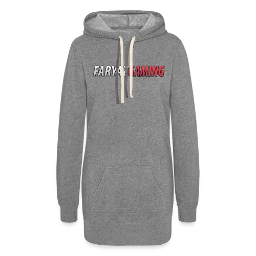FaryazGaming Text - Women's Hoodie Dress
