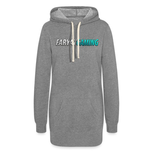 FaryazGaming Theme Text - Women's Hoodie Dress