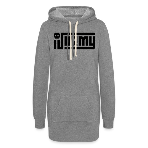 iJustine - iJ Army Logo - Women's Hoodie Dress