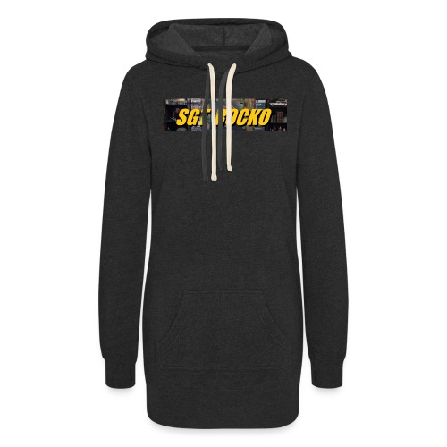 RockoWear Banner - Women's Hoodie Dress