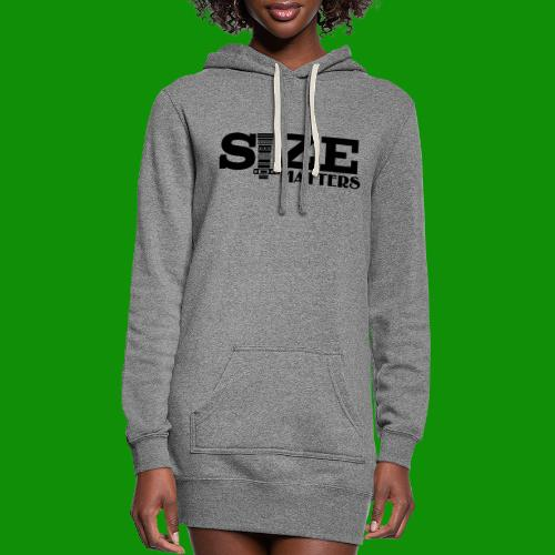 Size Matters Photography - Women's Hoodie Dress