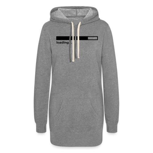 loading - Women's Hoodie Dress