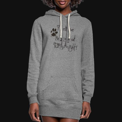 Love at Furst - Women's Hoodie Dress