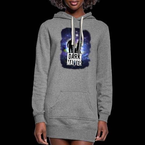 Dark Matter - Women's Hoodie Dress