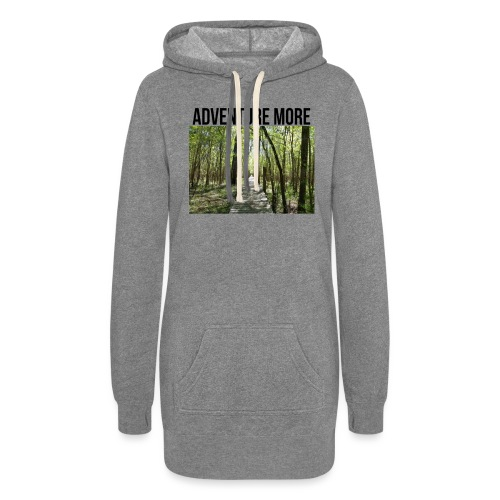 adventure more - Women's Hoodie Dress