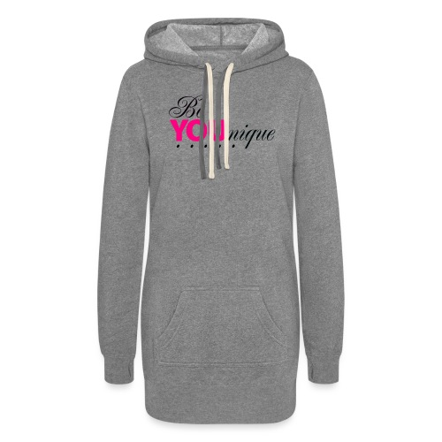 Be Unique Be You Just Be You - Women's Hoodie Dress