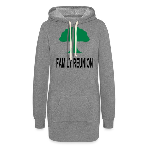 ***12% Rebate - See details!*** FAMILY REUNION add - Women's Hoodie Dress