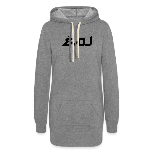 evol logo - Women's Hoodie Dress