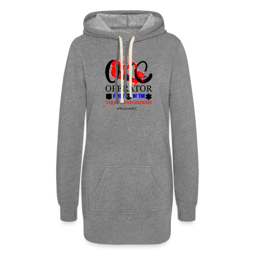 We Are OCC english - Women's Hoodie Dress