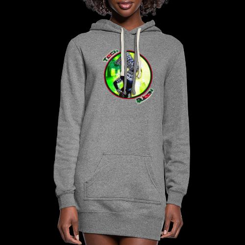 Tech Queen - Women's Hoodie Dress
