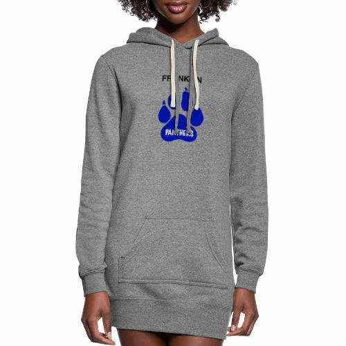 Franklin Panthers - Women's Hoodie Dress