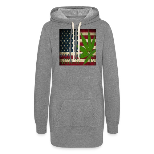 Political humor - Women's Hoodie Dress