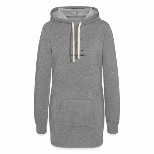 Keep it Reel - Women's Hoodie Dress
