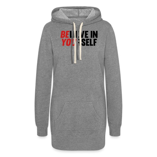 Believe in Yourself - Women's Hoodie Dress