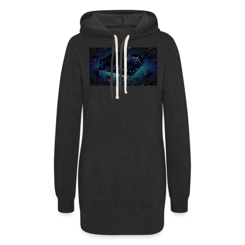 ps4 back grownd - Women's Hoodie Dress