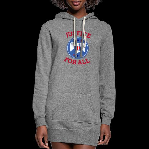 Justice For All | America - Women's Hoodie Dress