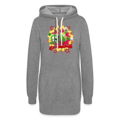 Gummibär Starburst - Women's Hoodie Dress