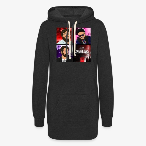 Second Take Cover - Women's Hoodie Dress