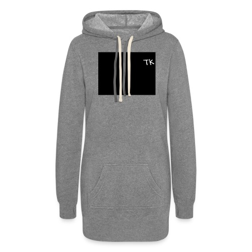Thom Kenobi hoodies TK initials gloria hallelujah - Women's Hoodie Dress