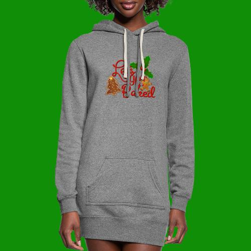 Let's Get Baked - Family Holiday Baking - Women's Hoodie Dress