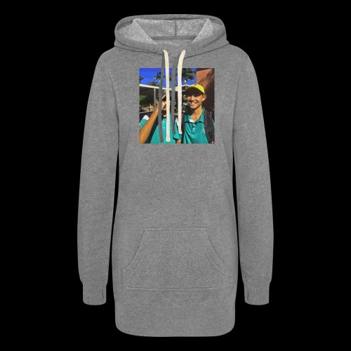 wasted youth. - Women's Hoodie Dress