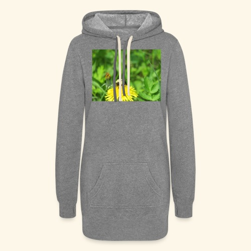 Dandelion Bee - Women's Hoodie Dress