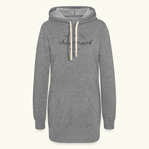 Be Transformed Shop - Women's Hoodie Dress