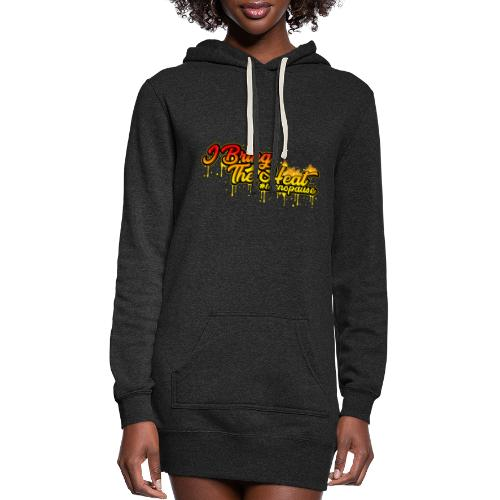 I Bring The Heat - Women's Hoodie Dress