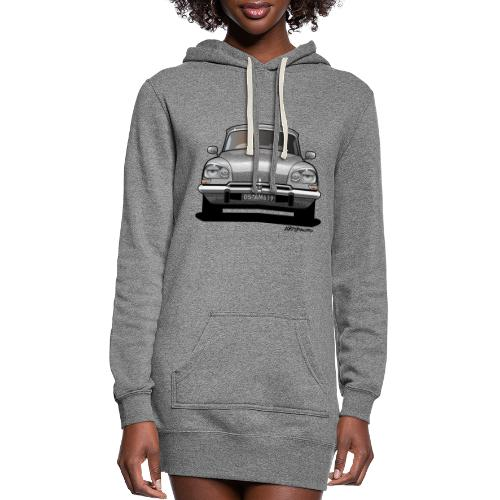 French DS - Women's Hoodie Dress