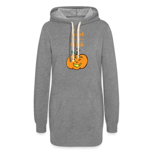Trick or Treat Maternity - Women's Hoodie Dress