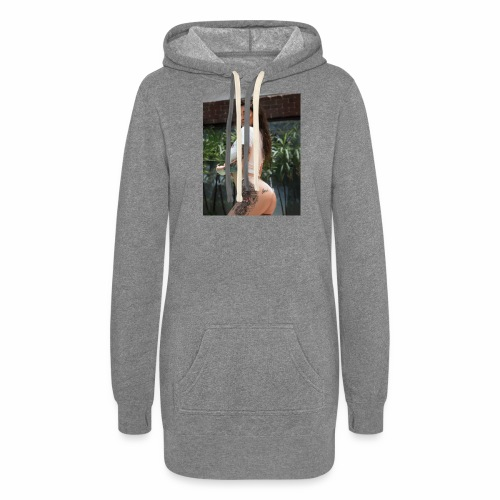 Looking At You Hoodie - Women's Hoodie Dress