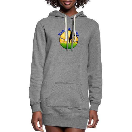 Take A Hike - Women's Hoodie Dress