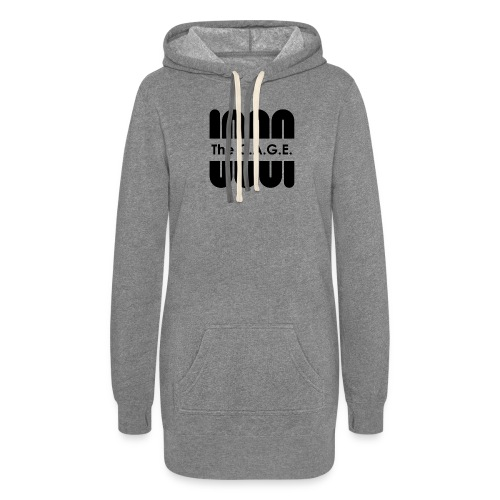 Coil black png - Women's Hoodie Dress