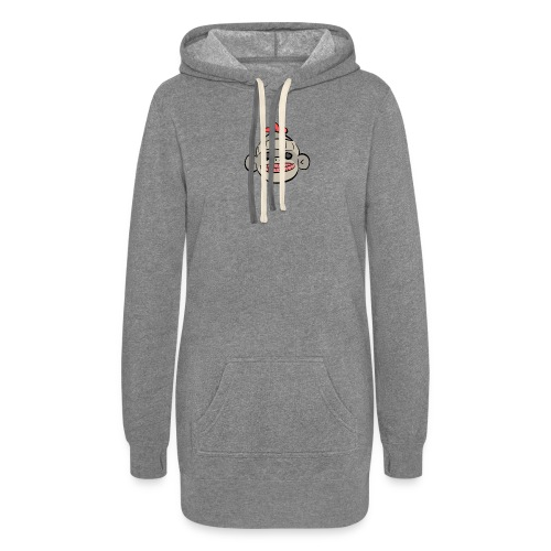 Zanz - Women's Hoodie Dress