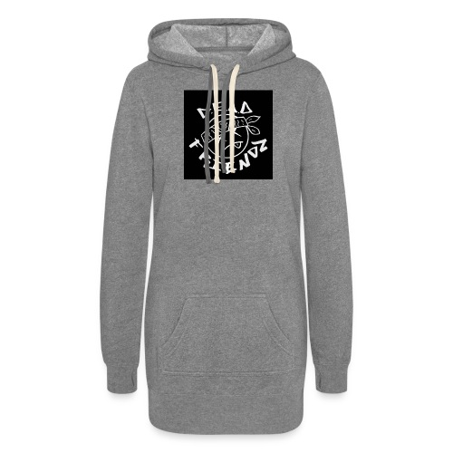 D.E.A.D FRIENDZ Records - Women's Hoodie Dress