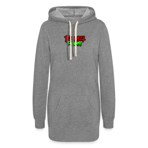 TEAMHEEL Podcast RedNGreen - Women's Hoodie Dress