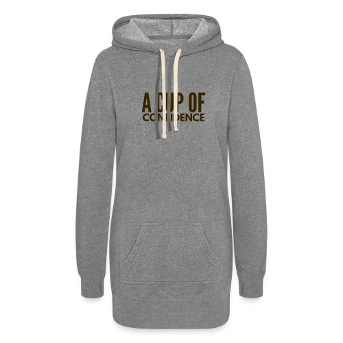 A Cup Of Confidence - Women's Hoodie Dress