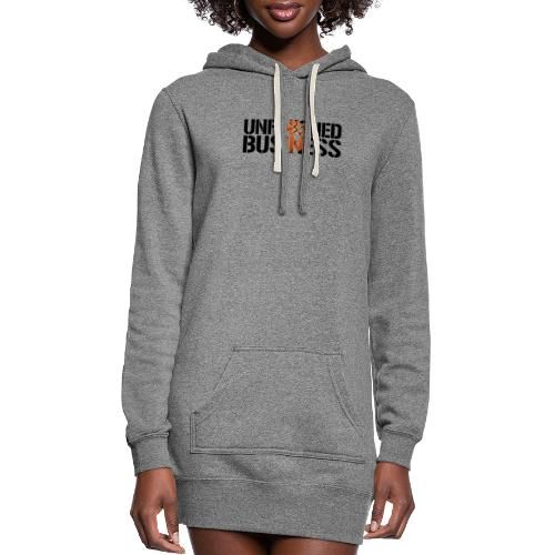 Unfinished Business hoops basketball - Women's Hoodie Dress