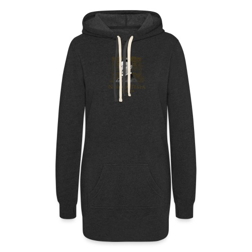 Nikola Tesla - Women's Hoodie Dress