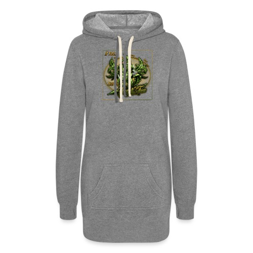 See No Bud by RollinLow - Women's Hoodie Dress