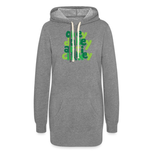 Okey Dokey Artichokey - Women's Hoodie Dress