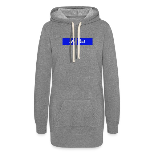 All out - Women's Hoodie Dress