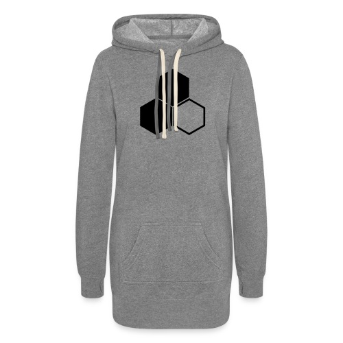 F3 Invisible Woman Logo - Women's Hoodie Dress