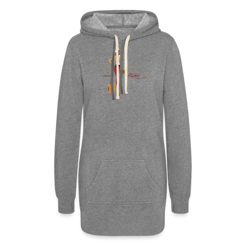 BrowOutfitPNG png - Women's Hoodie Dress
