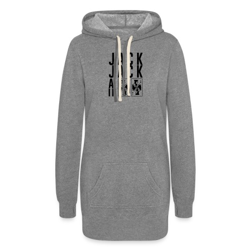 Jack Jack All In - Women's Hoodie Dress